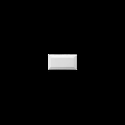 "Neri White 3x6 Beveled Glazed Edge 3"""