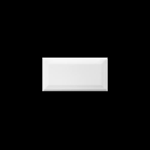 "Neri White 4x8 Beveled Glazed Edge 8"""
