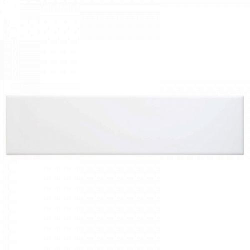 Neri White 3x12 Double Glazed Edge Right