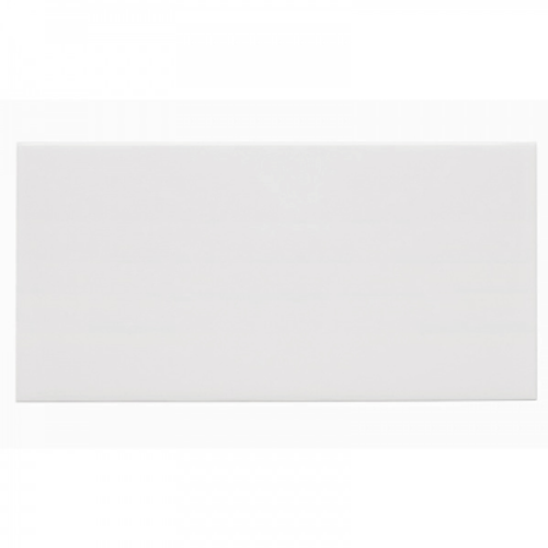 Neri White 6x12 Double Glazed Edge Right