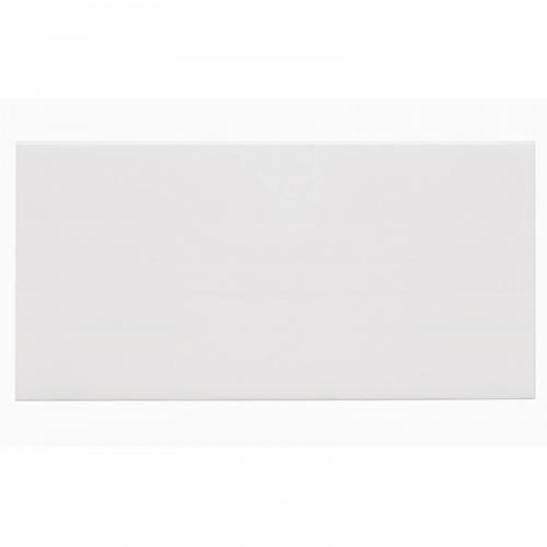 Neri White 6x12 Double Glazed Edge Left