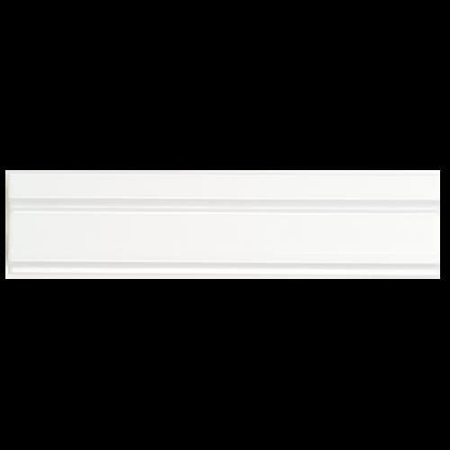 Neri White 2.8 x 12 Crown Molding
