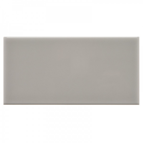 "Neri Silver Mist 4x8 Bullnose 8"" Edge"