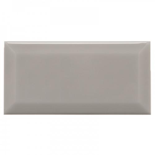 "Neri Silver Mist 3x6 Beveled Glazed Edge 6"""