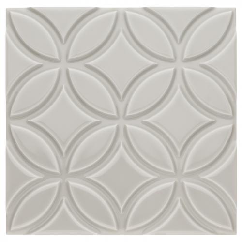 Neri Silver Mist 6x6 Botanical Deco