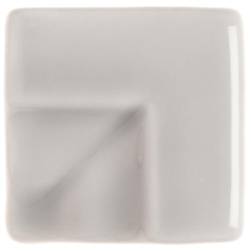 Neri Silver Mist Chair Rail Frame Corner For 1.4 x 6