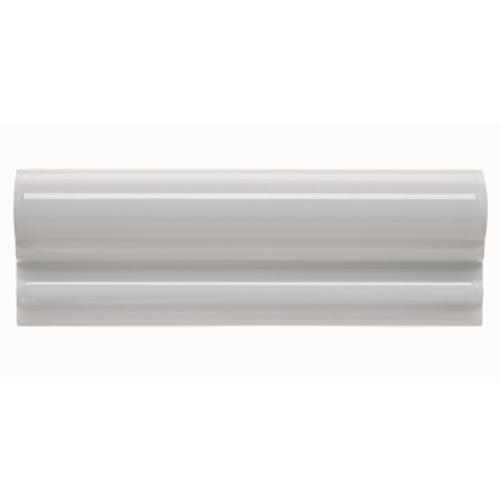 Neri Silver Mist Rail Molding 2x6