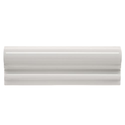 Neri Silver Mist Rail Molding 2x8