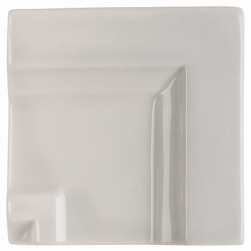 Neri Silver Mist Crown Molding Frame Corner For 3x6