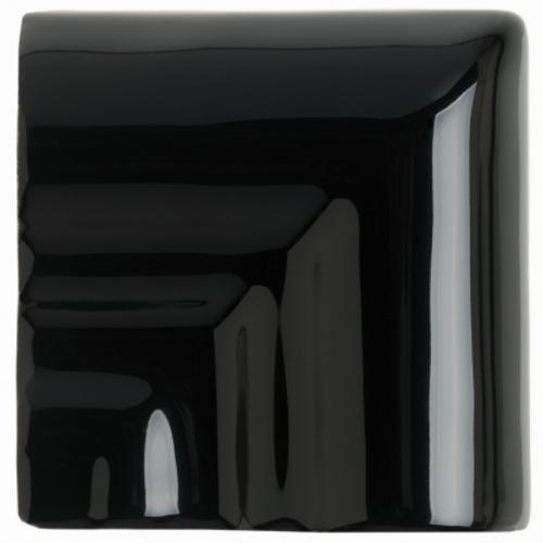 Neri Black Rail Molding Frame Corner