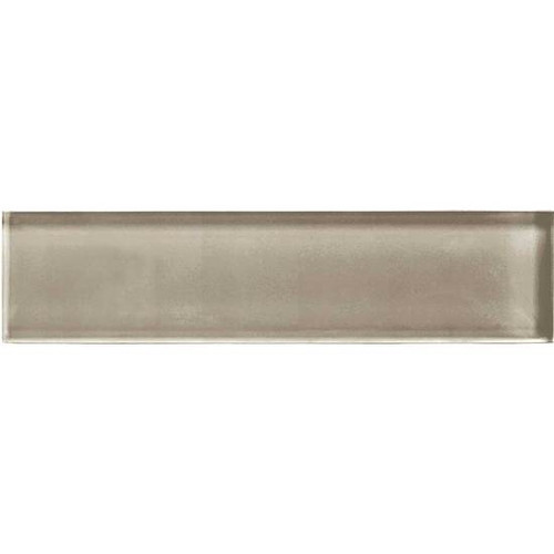 """Color Appeal Plaza Taupe 2"""" X 8"""""""