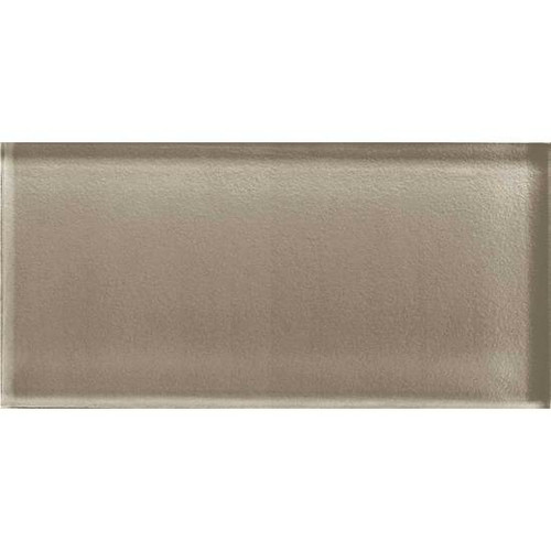 """Color Appeal Plaza Taupe 3"""" X 6"""""""