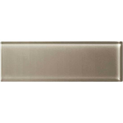 """Color Appeal Plaza Taupe 4"""" X 12"""""""