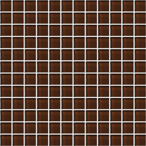 """Color Appeal Copper Brown 1"""" X 1"""""""
