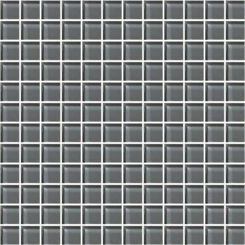 """Color Appeal Charcoal Gray 1"""" X 1"""""""