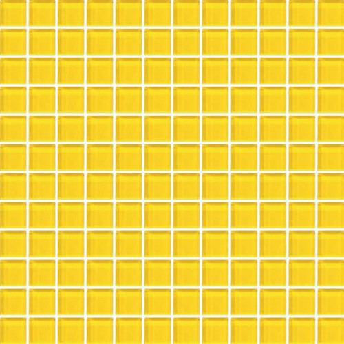 """Color Appeal Vibrant Yellow 1"""" X 1"""""""