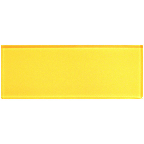 """Color Appeal Vibrant Yellow 4"""" X 12"""""""