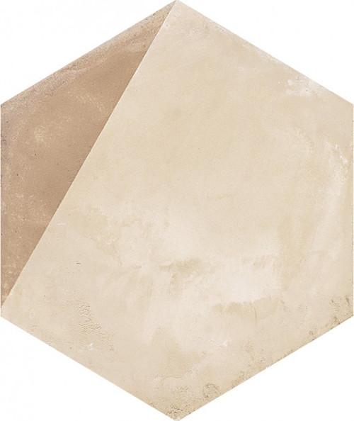 """Marca Corona Terra Porzione Deco C 8"""" Hex"""