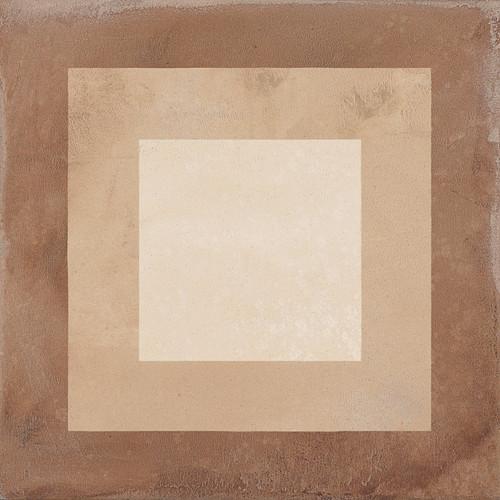 Marca Corona Terra Quadrato Deco C 8X8