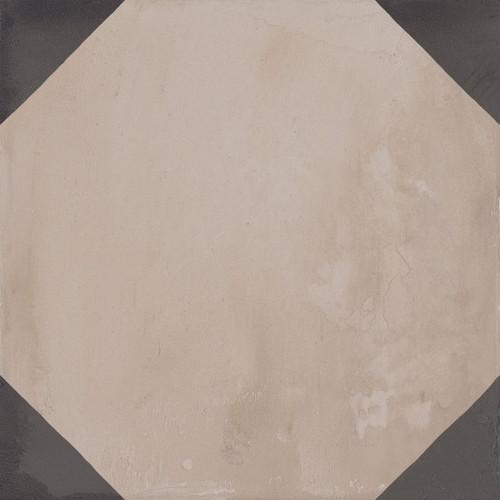 Marca Corona Terra Ottagono Deco F 8X8