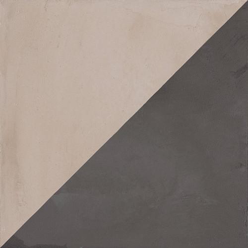 Marca Corona Terra Triangolo Deco F 8X8