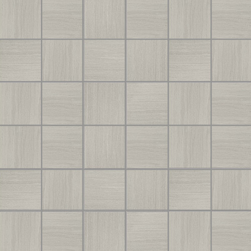 Stratos Silver 2x2 Mosaic