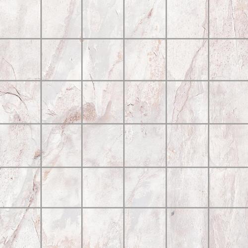 Renova White 2x2 Mosaic