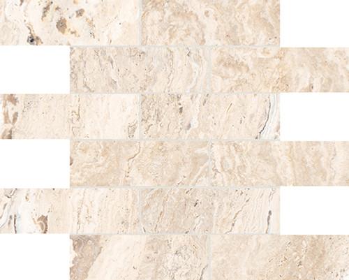 Antico Sand HD Mosaics 2x6