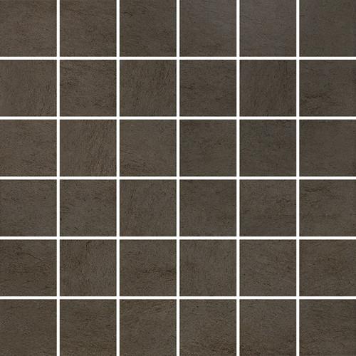 Cinq Brown Mosaics 2x2