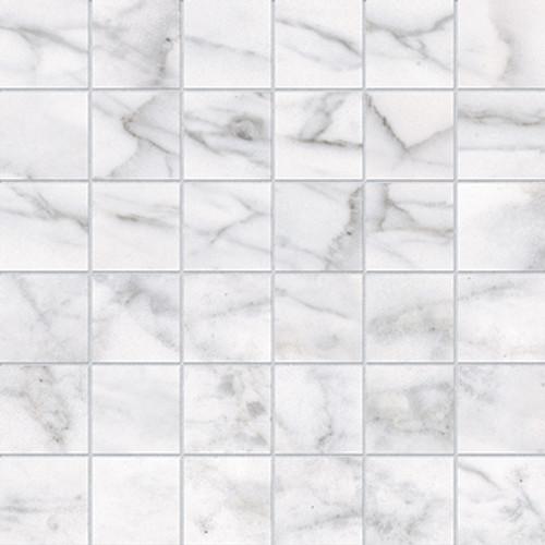 Classic Carrara HD Mosaics 2x2