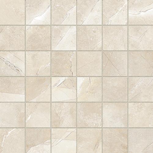 Classic Pulpis Ivory HD Mosaics 2x2
