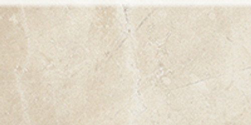 Classic Pulpis Ivory Glossy Bullnose 3x6
