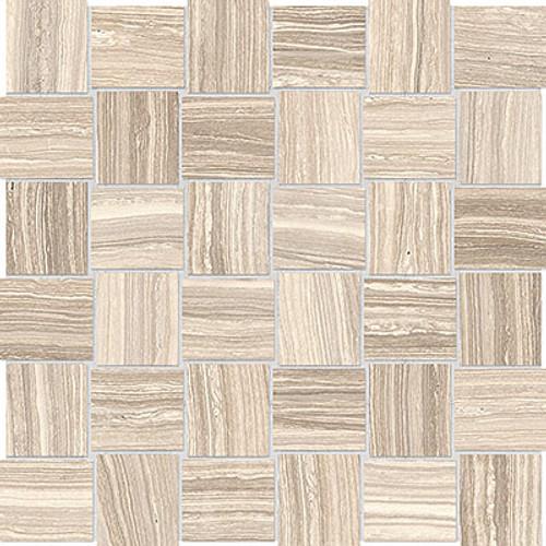 Eramosa Sand Basketweave HD Mosaics 2x2