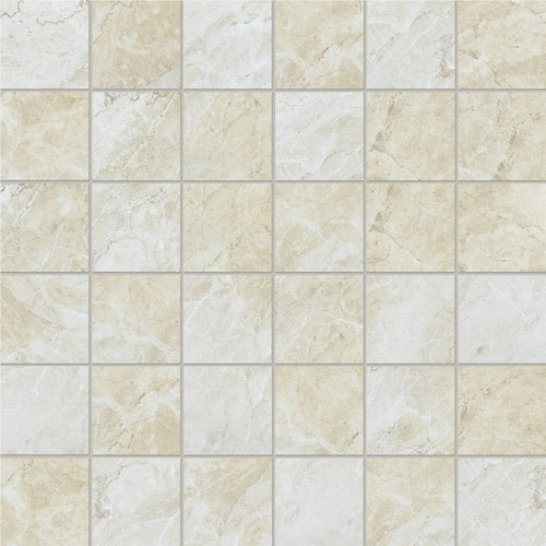 Malena Ivory Mosaics 2x2