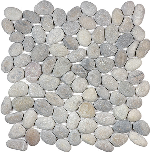 Vitality Mica Natural Pebble Mosaics 12x12