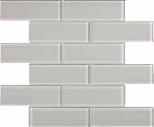 Element Mist Glass Brick Mosaics 2x6 (35-038)