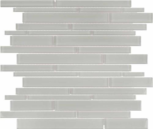 Element Mist Random Strip Glass Mosaics (35-058)