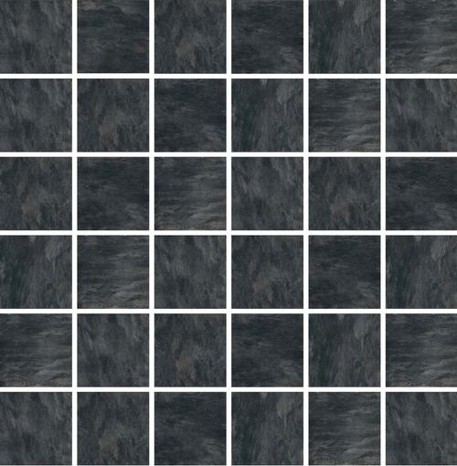 Ardoise Noire Mosaic 2x2 on 12x12 Sheet