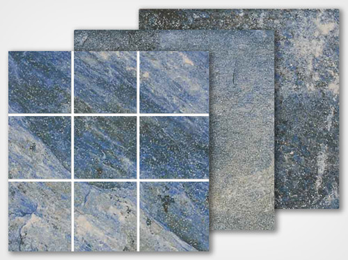 Sunny Day Series - SD-271 Porcelain Mosaic 2x2 on 12x12 Sheet