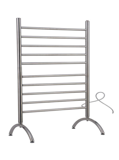 """Solo Collection - Polished - Freestanding Heated Towel Warmer 32.5"""" x 38"""""""