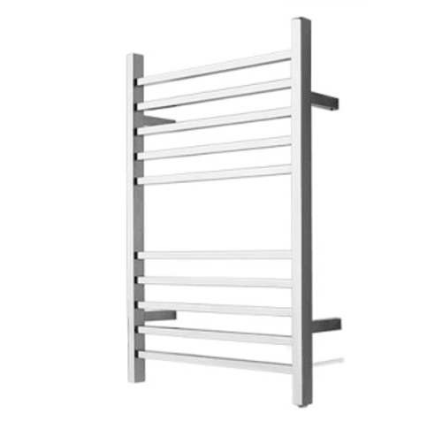 """Radiant Collection - Plug-In Square Polished - Heated Towel Rack 24"""" x 32"""""""