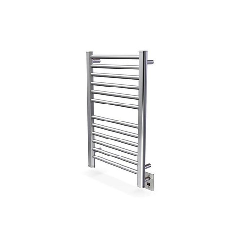 """Sirio Collection - Model S-2133 - Brushed - Heated Towel Rack 21"""" x 33"""""""