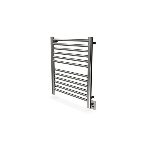 """Sirio Collection - Model S-2933 - Brushed - Heated Towel Rack 29"""" x 33"""""""