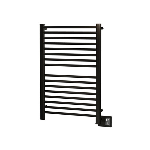 """Sirio Collection - Model S-2942 - Oil Rubbed Bronze - Heated Towel Rack 29"""" x 42"""""""