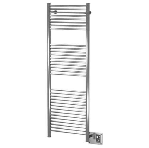 """Antus Collection - Model A2056 - Polished - Heated Towel Rack 20"""" x 56"""""""