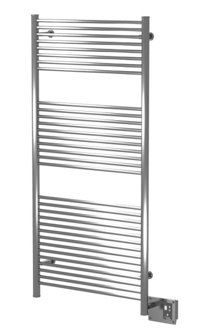 """Antus Collection - Model A2856 - Polished - Heated Towel Rack 28"""" x 56"""""""