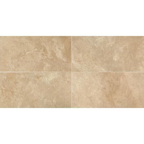 Affinity - Beige Porcelain Floor Tile 12x24