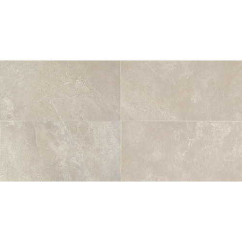 Affinity - Gray Porcelain Floor Tile 12x24
