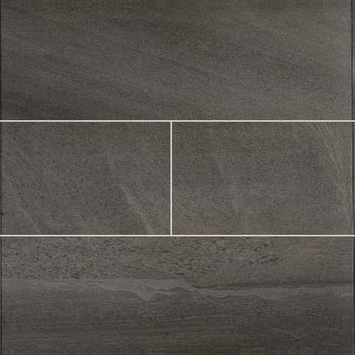 Sands Collection - Dark Sand Natural Rectified Porcelain 4x12