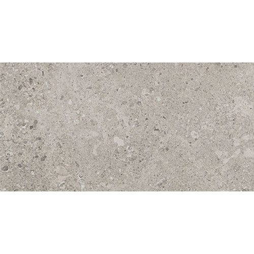 Dignitary Collection - Superior Taupe Textured Porcelain 12x24